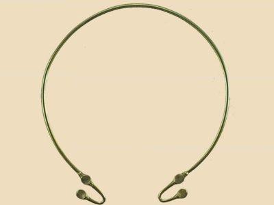 Keltische Halsband Repl. Brons