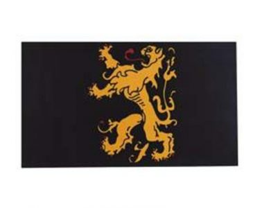 Belgische Brabant Vlag