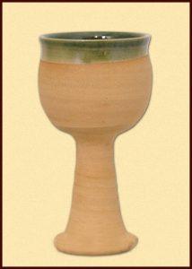 16e eeuwse Wijn beker