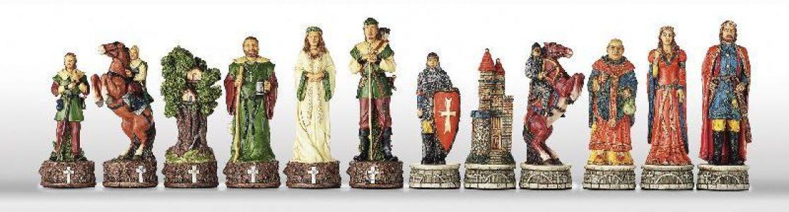 Robin Hood-Schachfiguren