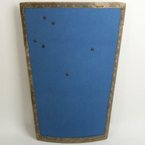Battle Ready Infanterie Schild 13e-15e eeuws 80 - 130 cm