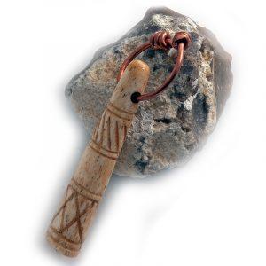 Benen amulet Duitse Donarskeule 5e eeuws