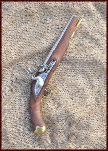 Steinschloss-Pistole Dragoner DHBM-2341000204