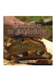 Broodbakken in een Hout bakoven