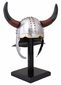 Wikinger Helmet mit horner
