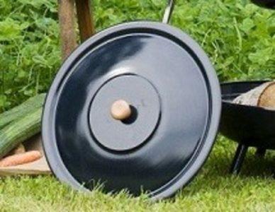 Goulash - Glühwein pannen deksel voor 20 tot 25 liter pannen