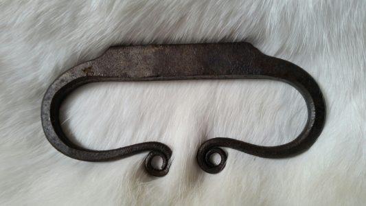 Handgesmede Viking Vuurslag ( UITVERKOOP )