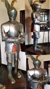 Harnas van Marto 16e eeuws