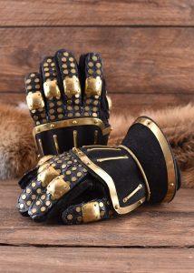 Hourglass Handschoenen zwart