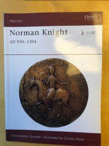 Norman Knight AD 950-1204 Osprey