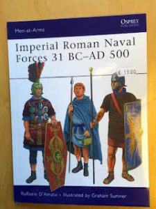 Imperial Roman Naval Forces 31 BC-AD 500 Men-at-Arms Osprey