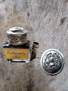 Kalligraphie - Tintenfass