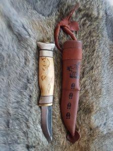 Kinder-Schnitzmesser handgefertigt und traditionell verarbeitet