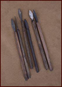 Armbrust Pfeile ( 6 stuk )