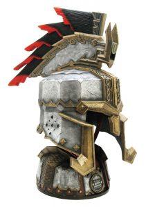 LOTR Helm van Dain Ironfoot