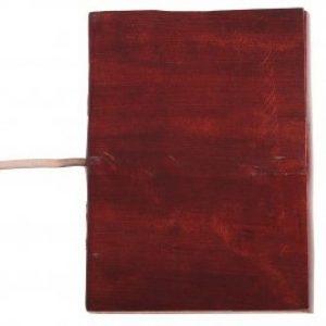 Mittelalterliches Lederbuch