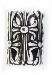 Baardkraal Middeleeuwse Zilver
