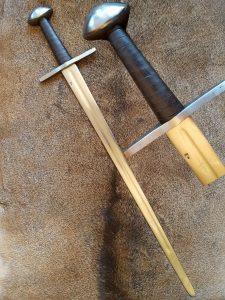 Noorman Zwaard 10e eeuws