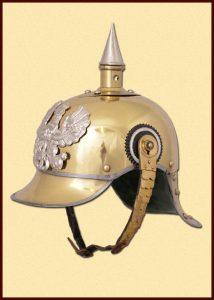 Pruissen Helm 1867