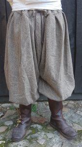 Viking Rusvik Broek maat XL in bruin