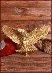 Romeinse Aquila Brons
