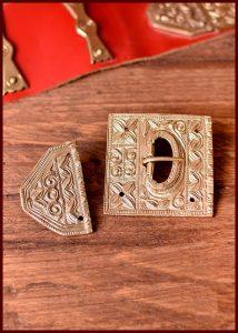 Romeinse Gesp en Eindbeslag
