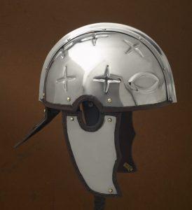Romeinse Intercisa II Helm