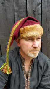 Wikinger Russe Mutze Größe: 59