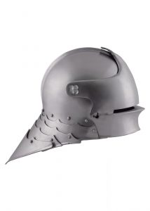 Duitse Sallet Helm rond 1490