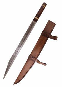 Viking Sax 9e eeuws met Schede