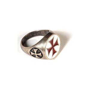 Tempeliers Malteser Ring in maat 19 en 23