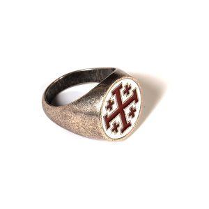 Tempelritterorden Ring der Malteser Kreuzritter