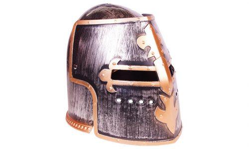 Templar Helm Mit Vizier Plastic