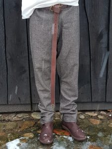Thorsberg Vikingbroek maat XL