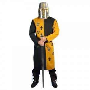 Tuniek van Sir Lancelot van de Ridder van de Ronde Tafel