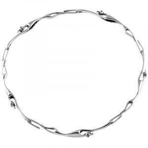 Keltischer Kette 100-200 Jh. (925er Silber)