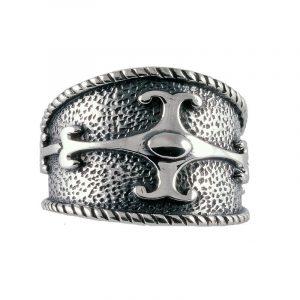 Keltische Ring Zilver Klein