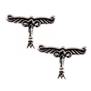 Germaanse Oorbellen Zilver