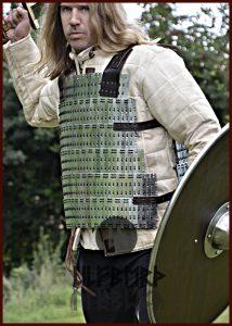 Wikinger Schuppenpanzer Typ Birka