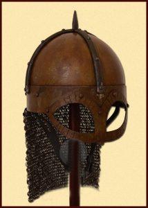 Wikinger Gjermundbu Helm 970 n. Chr. in S,M, L