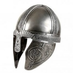 Wikinger Helm Decoriert