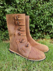 Viking Schoenen en Laarzen | Dragonheart