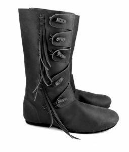 Viking Laarzen Zwart