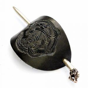 Viking Oseberg Haarspeld Zwart