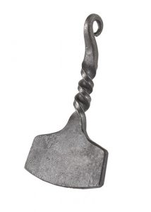 Viking Thor Hamer Gesmeed incl. leren koord