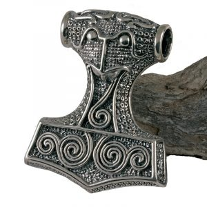 Viking Thorshamer Zilver