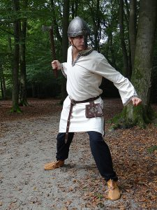 Viking Tuniek Beige