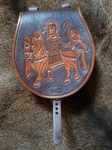 Viking Maravia Tas Handgemaakt