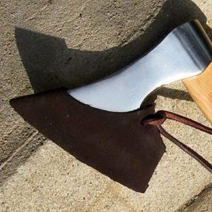 Lederen Hoes voor Viking Handbijl