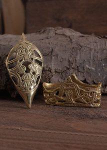 Viking Zwaardschede ornamenten